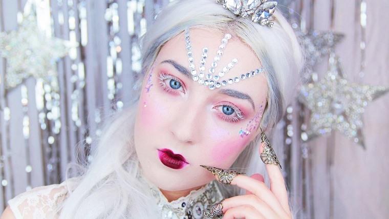 reina-hielo-maquillaje-opciones-originales