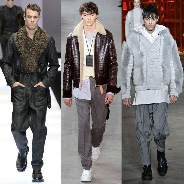 ropa hombre-diseno-otono-invierno-2017-2018-ideas