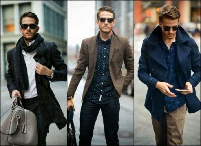ropa hombre las tendencias oto o invierno 2017 2018