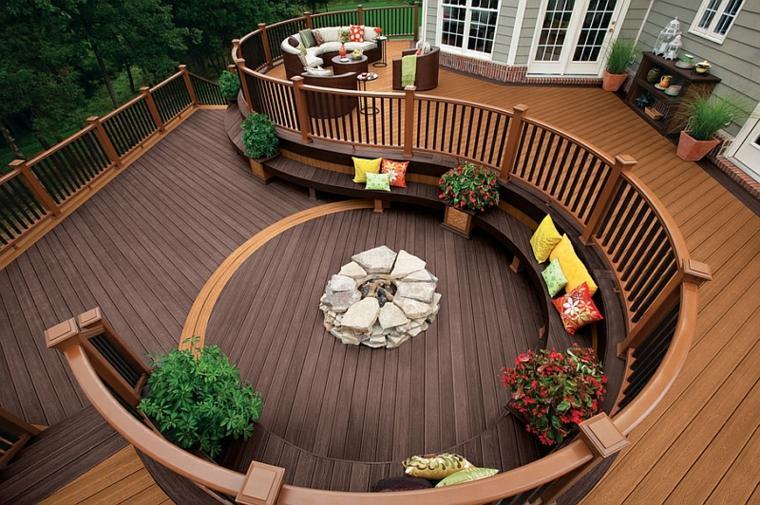 salon-ideas-creativas-jardin-pozo-fuego-terraza