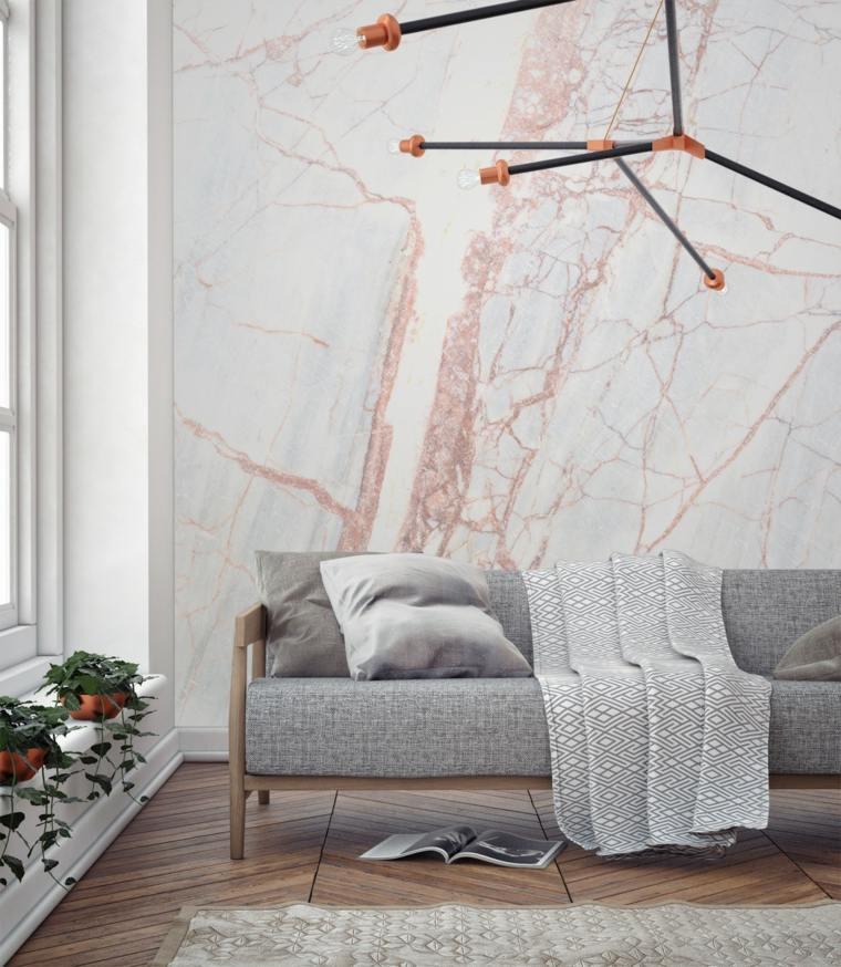 tendencias-moda-diseno-interior-papel-pared-marmol