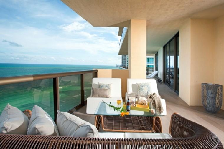 estupendos diseños de terrazas modernas