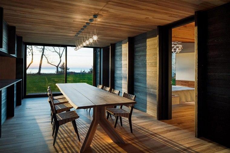 vista terraza cubierta comedor