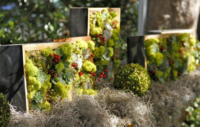 consejos e ideas para plantar un jardín vertical