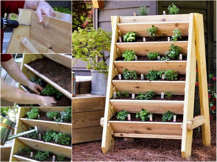 tips for planting a vertical garden