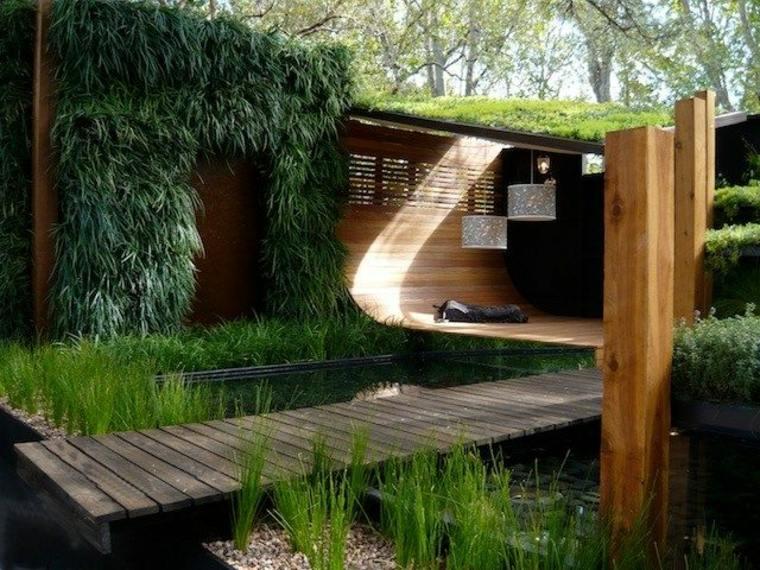 plantar un jardín vertical hermoso