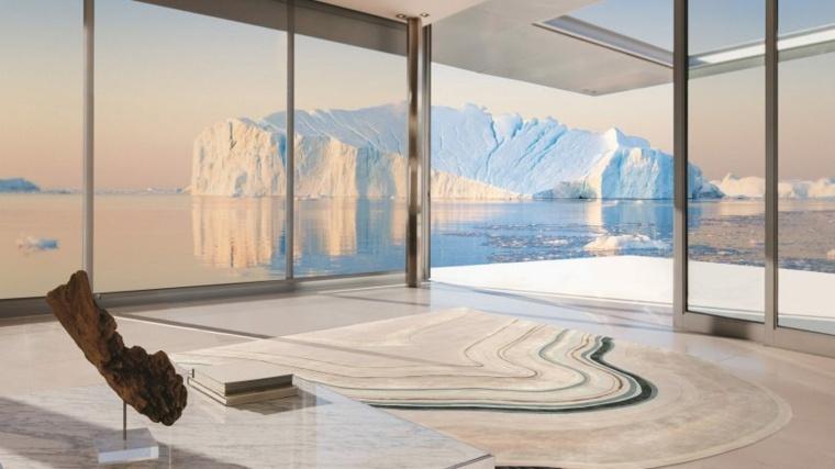 alfombras modernas inspiradoras claras