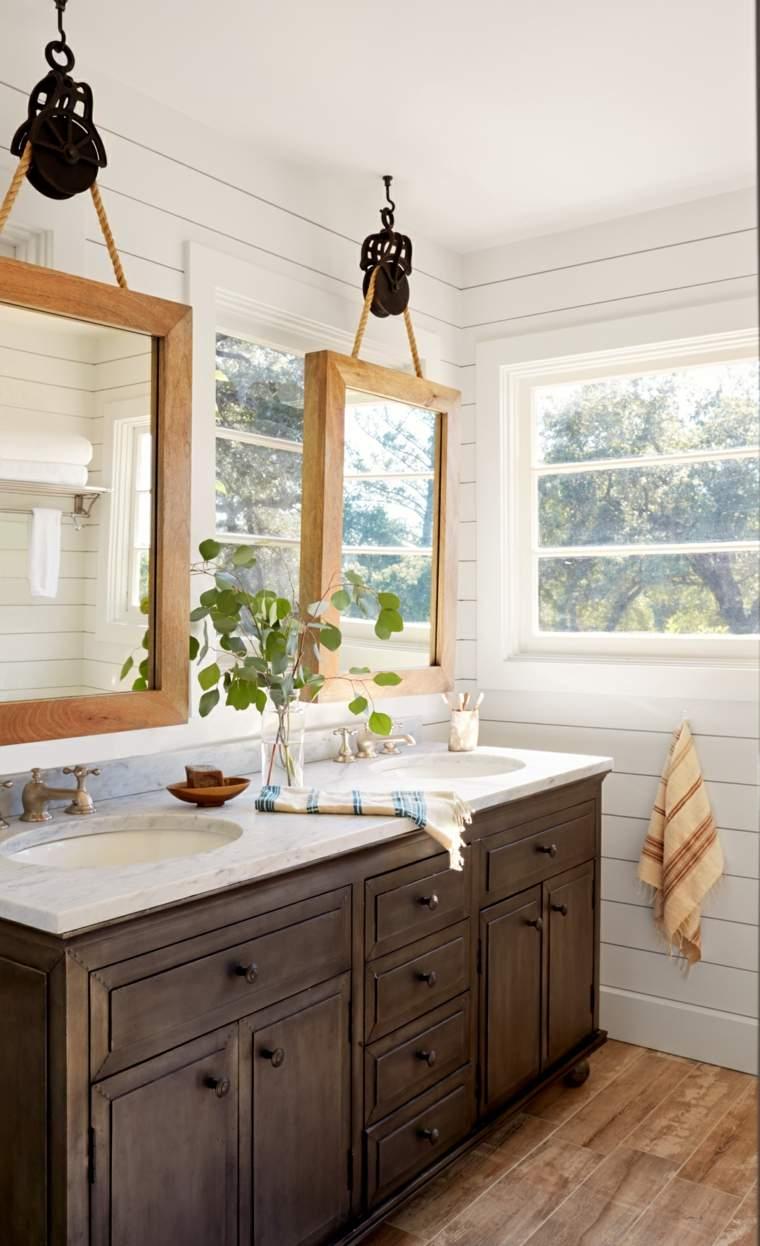 antiguedades-rusticas-muebles-rusticos-ideas-espejos-pared