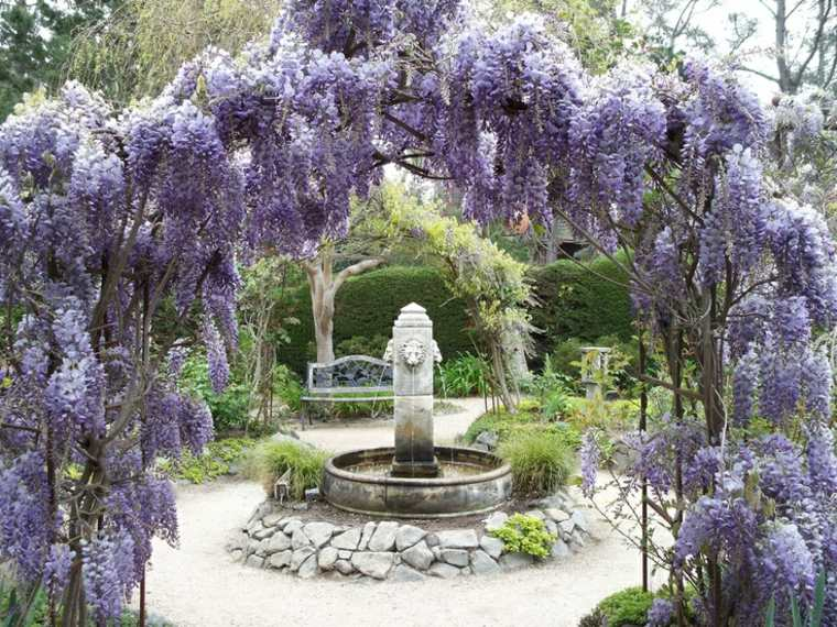 ideas para decorar el jardín