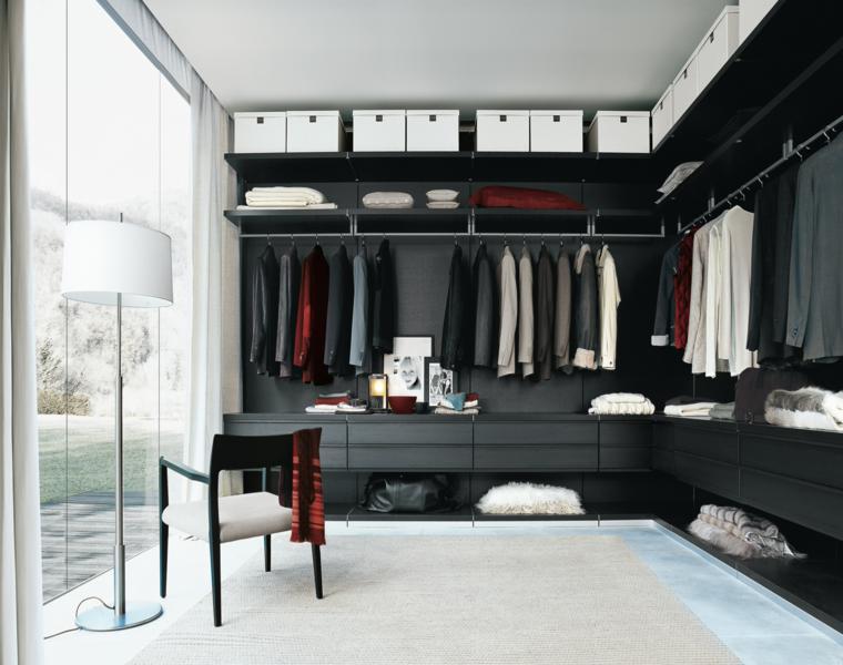 vestidor elegante