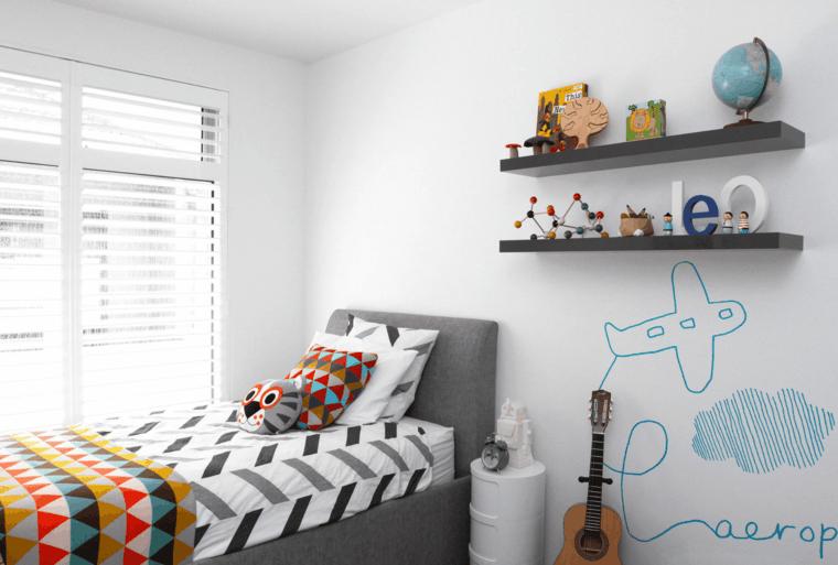 decorar habitaciones infantiles originales