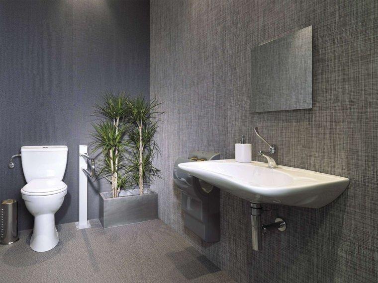 azulejos-cuarto-bano-diseno-pared-suelo-color-gris