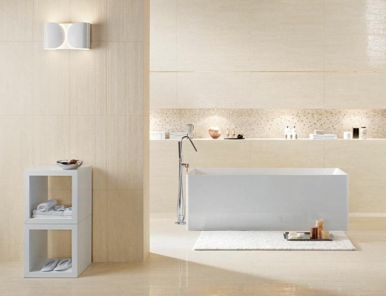 Azulejos para cuartos de ba o consejos para disfrutar - Como colocar azulejos en el bano ...