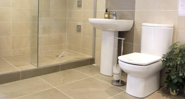 azulejos para cuartos de baño-opciones-clasicas