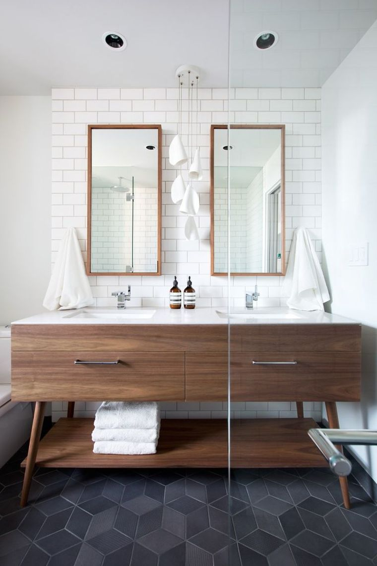 imágenes de baños modernos