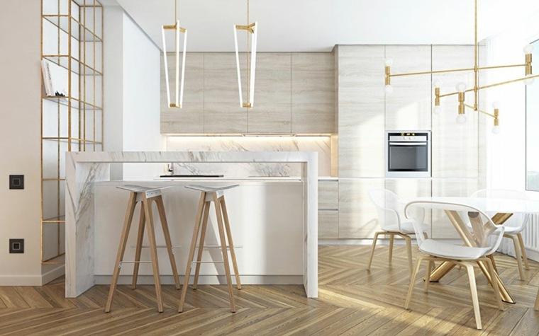 barra-cocina-diseno-marmol-opciones-estilo