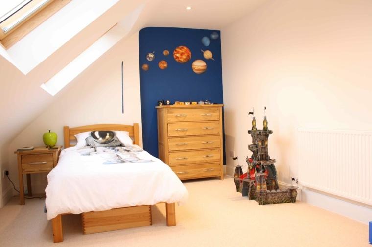 estupendas ideas para decorar habitaciones infantiles baratas