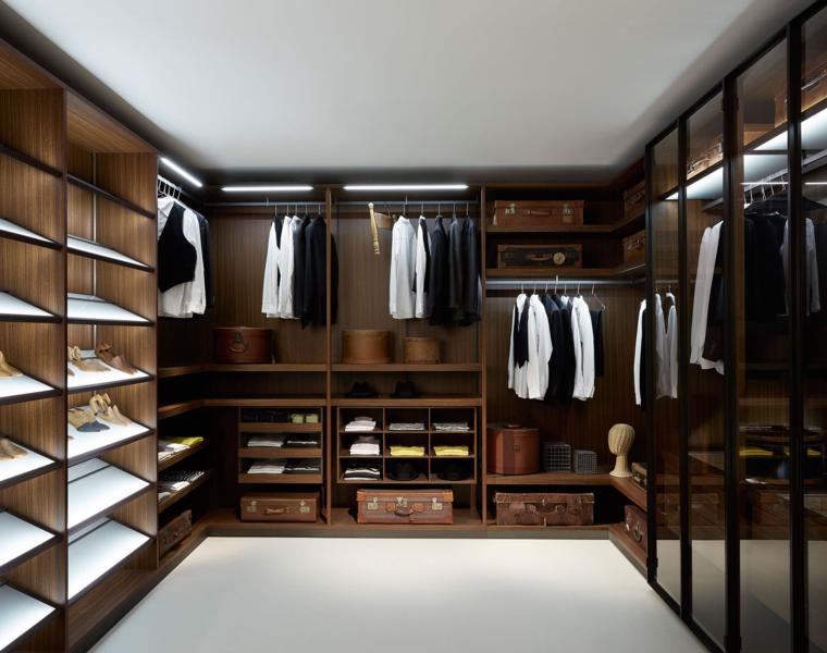 espacio de vestidor