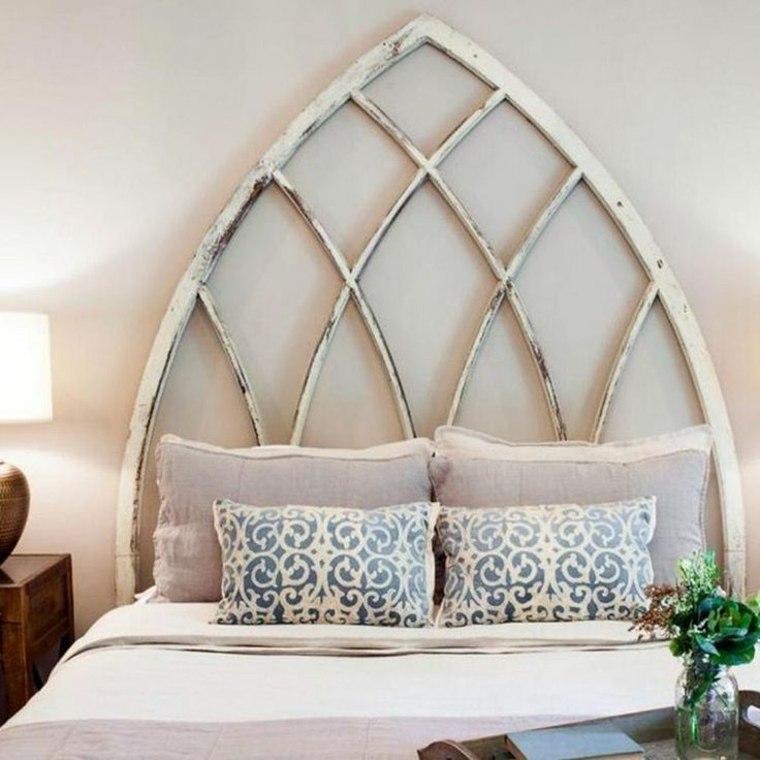 Cabecero de cama original y moderno - ideas y diseños que amarás -