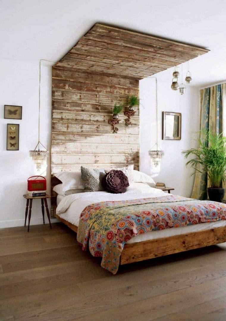Cabecero de cama original y moderno ideas y dise os que - Cabecero cama original ...