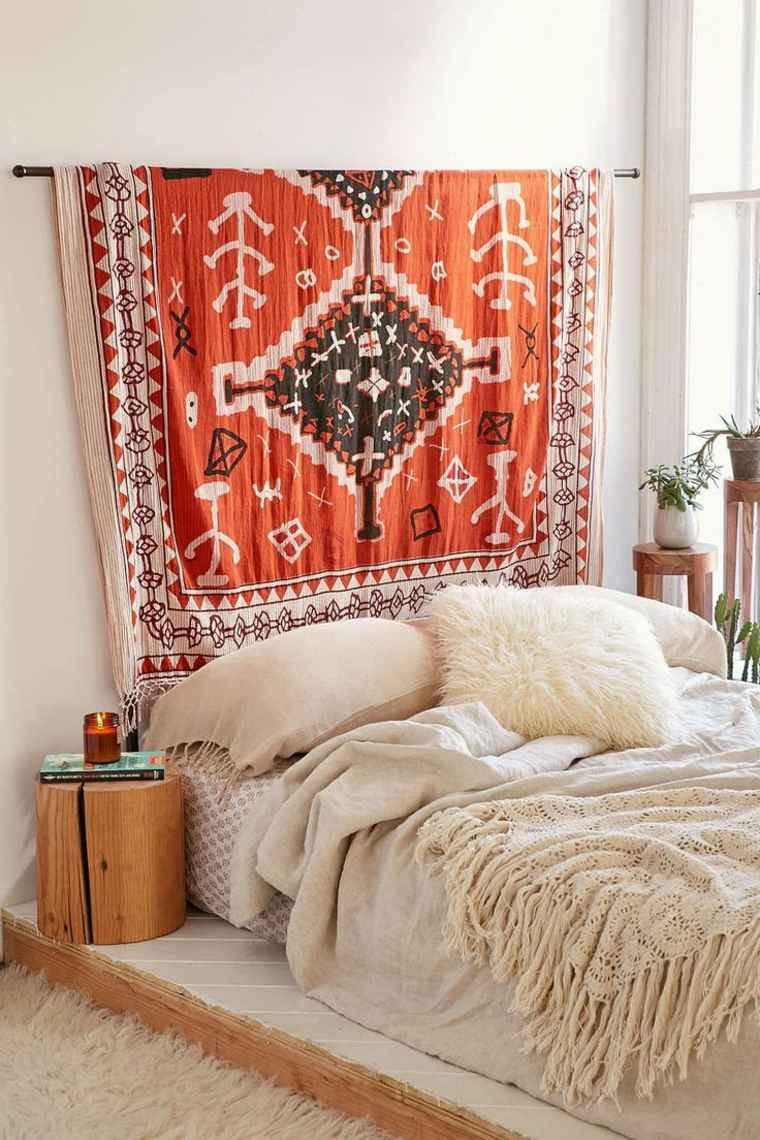 Cabecero de cama original y moderno ideas y dise os que amar s - Cabeceros con estilo ...