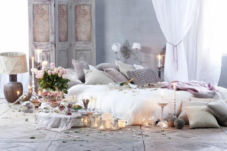 Feng shui en el dormitorio gu a para la ubicaci n de los - Camera da letto romantica ...