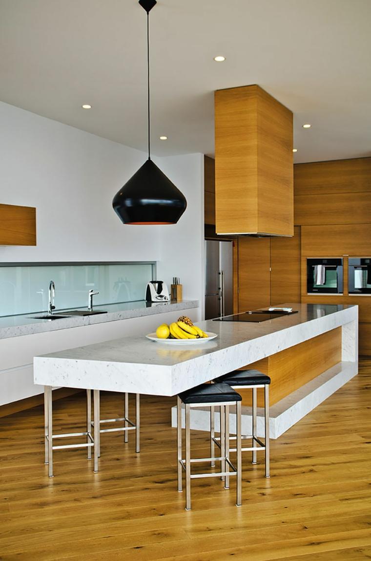 carrara-marmol-encimera-cocina-retro