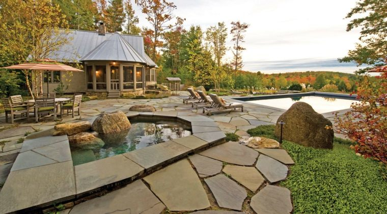 Jardines zen exteriores 10 principios y caracter sticas for Casas modernas estilo zen