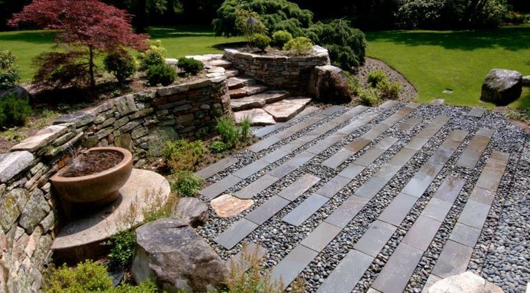 casa-moderna-jardin-zen-opciones-originales