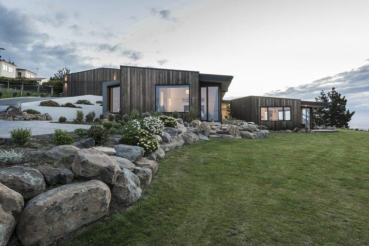 casa rural moderna