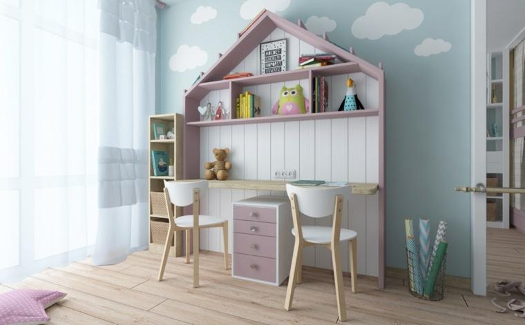 diseño de habitación de Ira Harbaruk