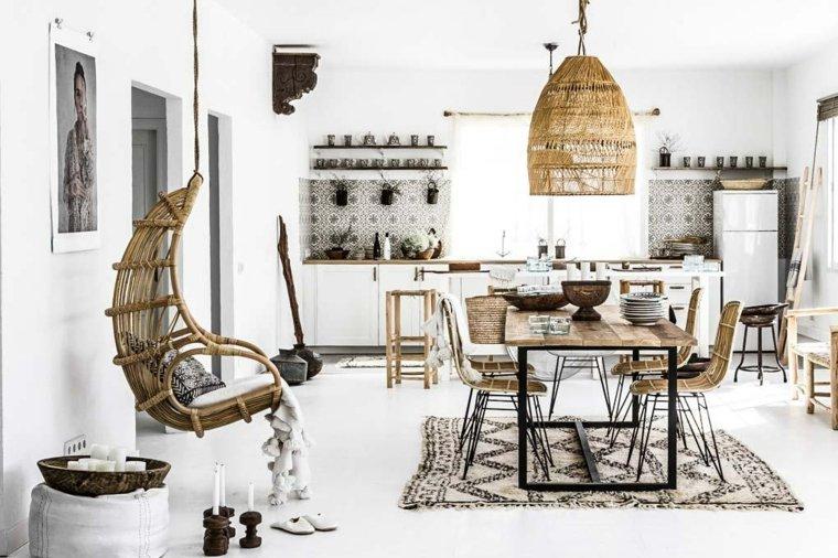 Comedores modernos - ideas de decoración para la nueva temporada -