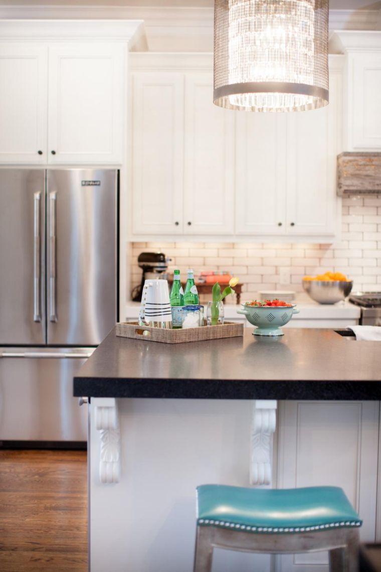 cocina-de-granito-negro-encimera-opciones