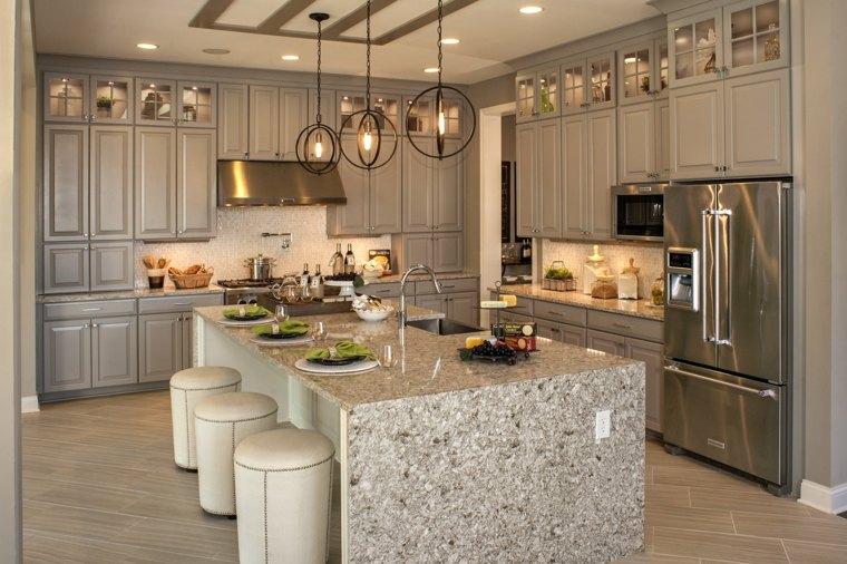 cocina-diseno-lujo-piedra-encimeras-estilo-moderno