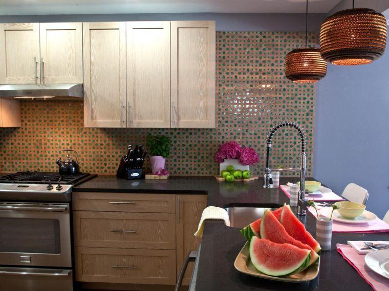 cocina-muebles-madera-combinados-granito-negro