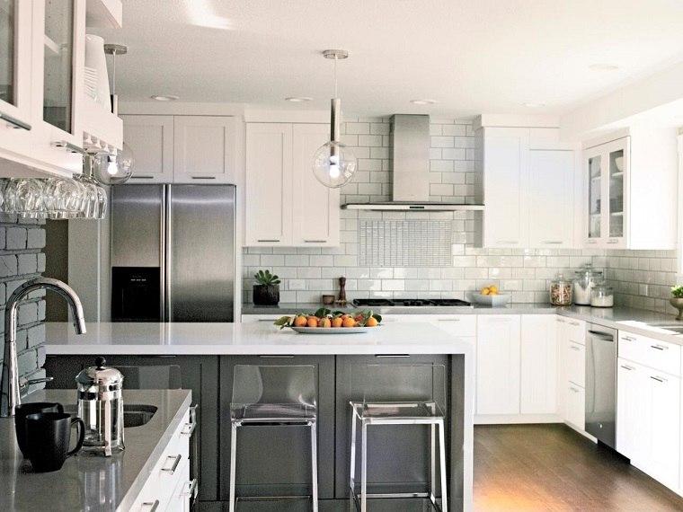 estupenda cocina de estilo moderno
