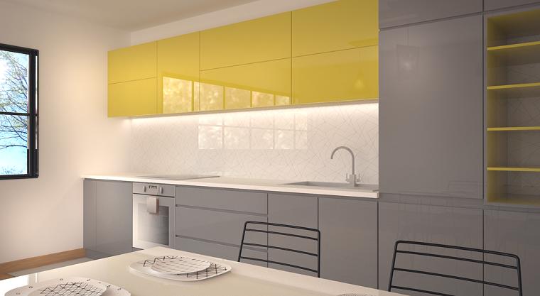 color-amarillo-cocina-diseno-armarios-puertas