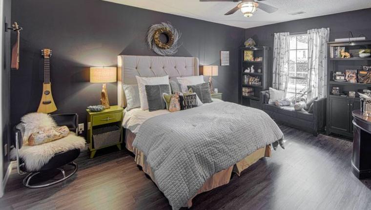decorar paredes de habitación