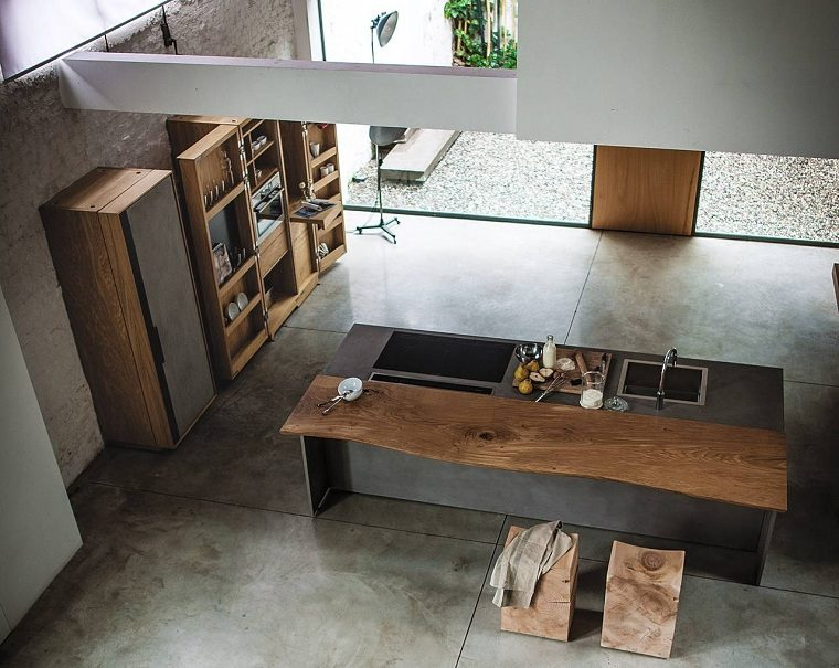 combinacion-madera-granito-diseno-moderno