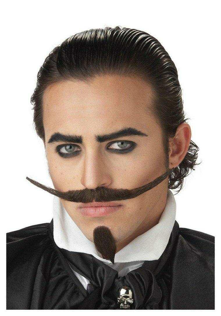 ideas de maquillaje de halloween para hombre