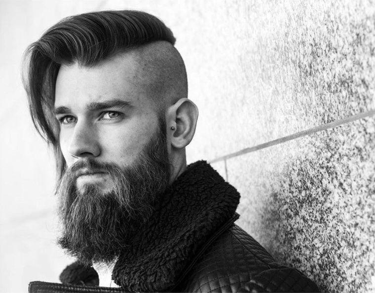 cortes de pelo para hombres-ideas-hombres-barba