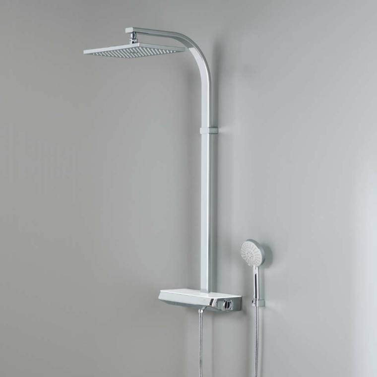 originales diseños de cuartos de baño modernos porcelanosa