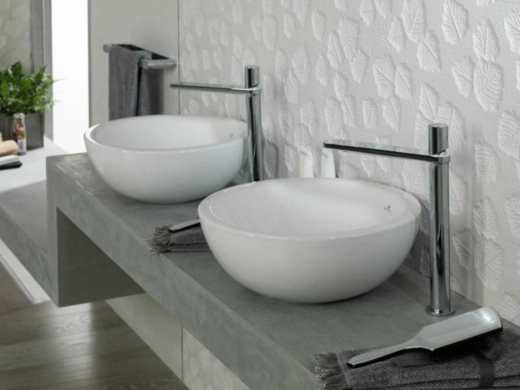 cuartos de baño modernos de Porcelanosa