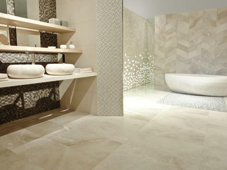 cuarto de baño de Porcelanosa
