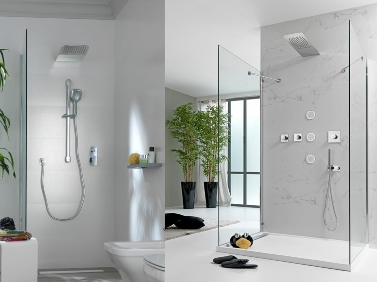 diseños de cuartos de baño de Porcelanosa
