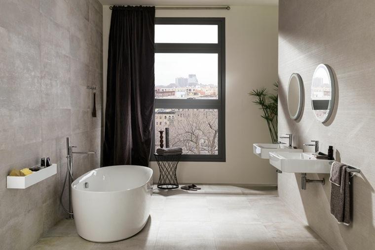 ideas para cuartos de baño de Porcelanosa