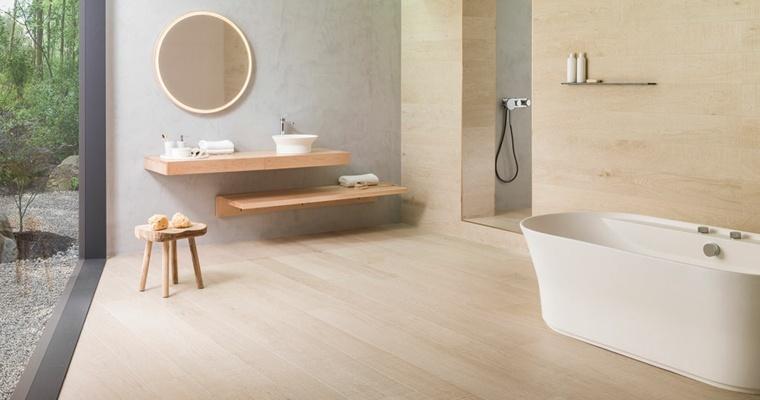 cuartos de baño modernos porcelanosa