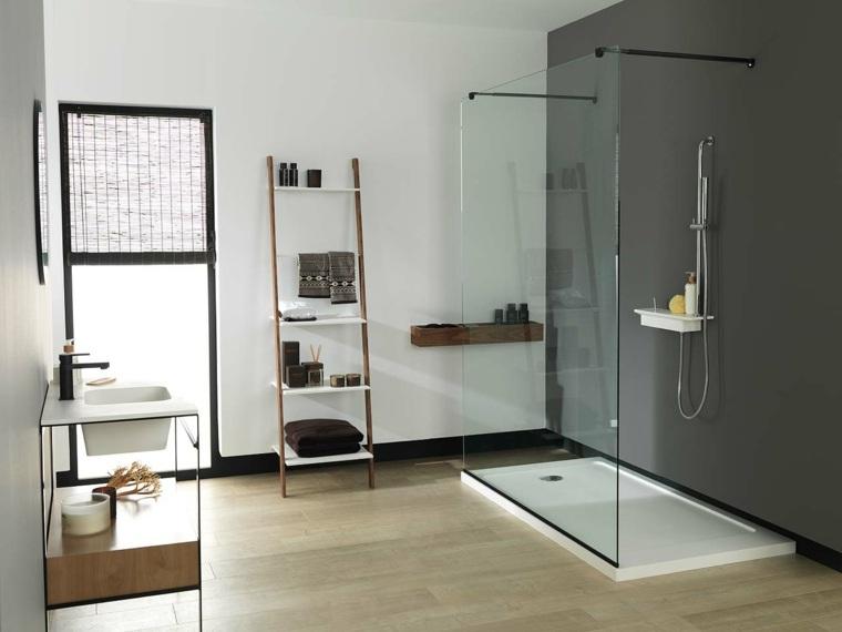 diseños de cuartos de baño modernos porcelanosa