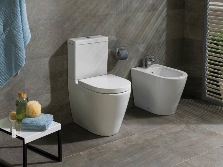 Cuartos de baño modernos Porcelanosa – descubre los nuevos diseños