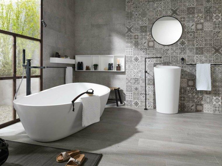 Cuartos De Baño Modernos Porcelanosa Descubre Los Nuevos Diseños